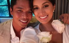 Nhan sắc cựu Hoa hậu Hoàn vũ Philippines vừa kết hôn thống đốc