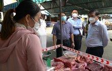 Các quận, huyện, TP Thủ Đức phải có phương án mở lại chợ trước ngày 23-7