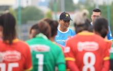 HLV Mai Đức Chung nói về việc tìm nhân tố mới cho bóng đá nữ
