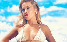 """Rita Ora tung ảnh bikini """"nhức mắt"""""""