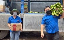 37 tấn nông sản đồng hành cùng công nhân TP HCM chống dịch