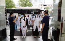Saigontourist Group hỗ trợ phục vụ 1.050 y tế tình nguyện từ miền Bắc vào tiếp sức TP HCM chống dịch Covid-19