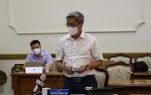 Thứ trưởng Nguyễn Trường Sơn: Ưu tiên phân bổ vắc-xin phòng Covid-19 cho TP HCM