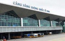 Không đồng ý đóng cửa sân bay Vinh