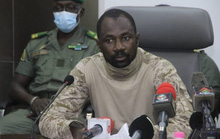 Tổng thống Mali bị ám sát hụt