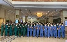 Saigontourist Group hỗ trợ phục vụ đội ngũ y, bác sĩ tiếp ứng TP HCM chống dịch