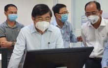 Chủ tịch UBND TP HCM làm việc với quận Tân Bình: Phải quản nghiêm khu phong tỏa!