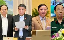 Bầu 4 Phó Chủ tịch Quốc hội khóa XV
