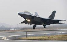 Mỹ điều máy bay chiến đấu ồ ạt, gửi thông điệp đến Trung Quốc