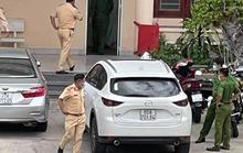 Thiếu tá công an kể về hành trình truy bắt ôtô vượt chốt kiểm dịch, ép CSGT té ngã
