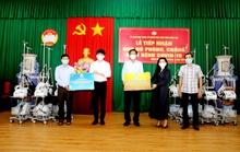 Tập đoàn Kim Oanh tặng 30 máy thở cho các bệnh viện tại TP HCM, Đồng Nai và Bình Dương