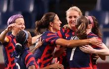 Nhà vô địch World Cup phô trương sức mạnh trước đối thủ yếu