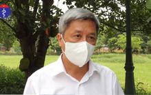 Bức tâm thư của Thứ trưởng Bộ Y tế Nguyễn Trường Sơn chiều cuối tuần