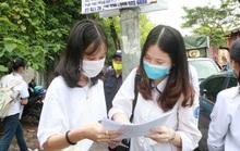 Bộ GD-ĐT công bố phổ điểm từng khối thi, thí sinh cân nhắc khi xét tuyển ĐH