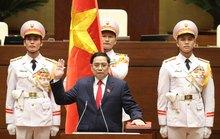 Chủ tịch nước, Thủ tướng tuyên thệ nhậm chức