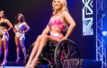 Mỹ nhân ngồi xe lăn đau lòng vì hết cơ hội dự thi Hoa hậu Mỹ