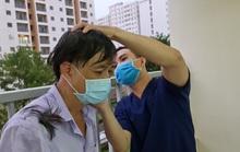VÀO ĐIỂM NÓNG COVID-19 (*): 12 giờ xây bệnh viện dã chiến