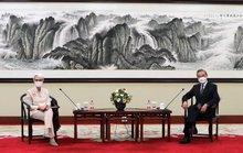 Trung Quốc vạch 3 lằn ranh đỏ với Mỹ