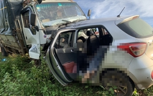 Tai nạn thảm khốc làm 3 người trong gia đình tử vong tại chỗ