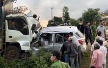 Kết quả điều tra ban đầu vụ tai nạn làm 3 người trong gia đình tử vong tại chỗ