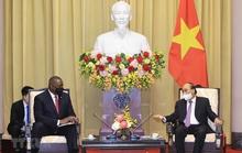 Chủ tịch nước: Hợp tác quốc phòng có ý nghĩa quan trọng trong quan hệ Việt - Mỹ