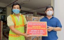 Cô Gái Hà Lan góp sức cùng TP HCM và Bình Dương chống dịch