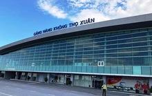 Dừng toàn bộ đường bay đi/đến Thanh Hoá