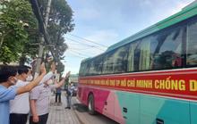 Thanh Hóa tăng cường thêm 50 y, bác sĩ hỗ trợ TP HCM, Bình Dương chống dịch