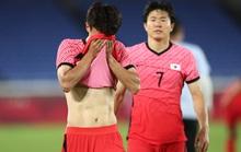 Đội tuyển Hàn Quốc thảm bại ở tứ kết Olympic Tokyo 2020