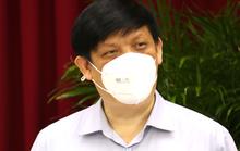 Bộ trưởng Nguyễn Thanh Long: Thực hiện Chỉ thị 16 càng nghiêm thì càng đỡ lây nhiễm