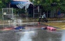 Cặp vợ chồng đi xe máy tử vong tại chỗ sau cú va chạm với xe tải