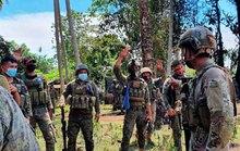 Philippines điều tra vụ rơi máy bay quân sự