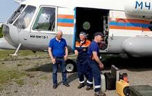 Máy bay chở khách Nga bị rơi: Không ai sống sót