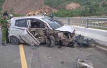 Quảng Nam: Cướp ôtô bỏ chạy rồi tự gây tai nạn