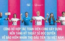 AIA Việt Nam và Tiki hợp tác xây dựng nền tảng kỹ thuật số về bảo hiểm nhân thọ