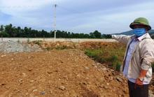 UBND huyện cấp rồi lại thu hồi quyết định cấp đất cho hộ dân