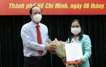 Bà Nguyễn Thị Thu Hoài giữ chức Phó Bí thư Thường trực Quận ủy quận Gò Vấp