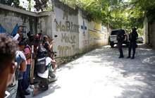 Cảnh sát Haiti bắn chết 4 kẻ ám sát tổng thống