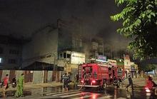 Cháy nhà số 1005  Phan Văn Trị,  quận Gò Vấp - TP HCM