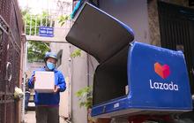 Lazada miễn phí vận chuyển 100% tất cả đơn hàng thiết yếu ở TP HCM