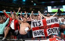 Cả nước Anh háo hức chờ lên đỉnh nếu Tam sư vô địch Euro 2020