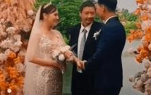Hương vị tình thân lộ clip đám cưới Long - Nam, nhiều khán giả thất vọng