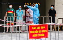 5 người trong một gia đình dương tính SARS-CoV-2