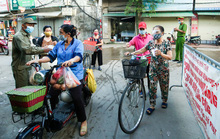 KHẨN: Tìm người đã đến một chợ ở Hà Nội trong nhiều ngày