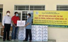 Hội Doanh nhân trẻ Việt Nam tặng máy thở cho 7 tỉnh, thành