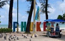 Thái Lan: Mắc kẹt trong hộp cát Phuket