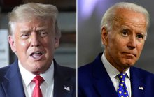 Ông Biden và ông Trump đấu khẩu gay gắt vì chiến sự Afghanistan