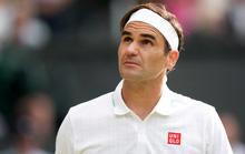 Roger Federer treo vợt vô thời hạn