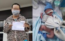 Sản phụ sinh con giữa phòng hồi sức Covid-19 được xuất viện