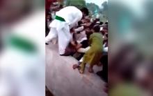 Pakistan xấu hổ vụ 400 gã đàn ông sàm sỡ nữ Tiktoker ngoài đường